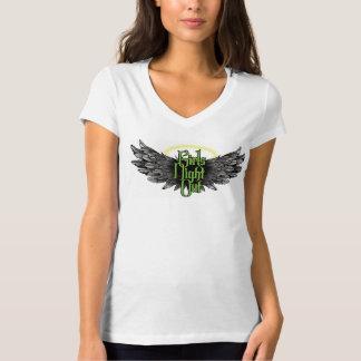 Women's Girls (gouls) night out t-shirt