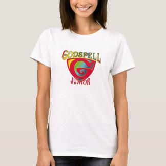 """Women's """"Godspell Jr."""" Plain Logo T-Shirt"""