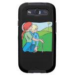 Womens Golf Galaxy S3 Cover