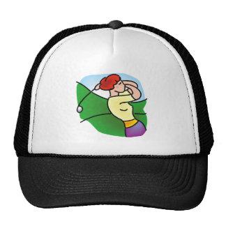 Womens Golf Hats