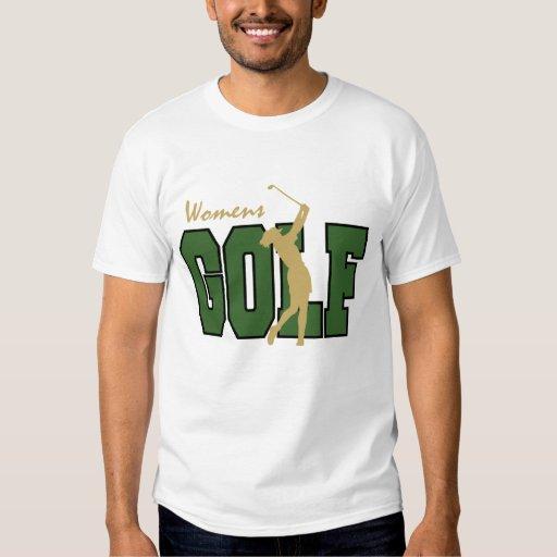 Women's Golf t-shirt