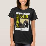 """Women&#39;s Grumblecon Tee<br><div class=""""desc"""">A t-shirt with the #grumblecon2018 logo</div>"""