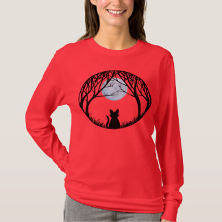 womens halloween shirt fat cat ladies shirts - Halloween Shirts For Ladies