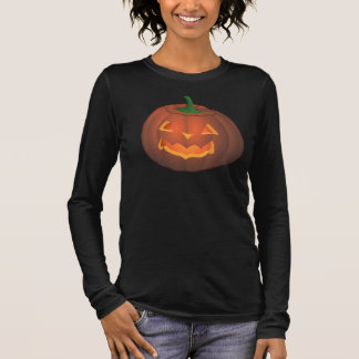 womens halloween shirt jack o lantern plus size