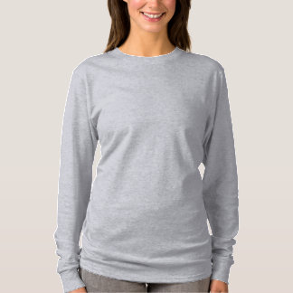 Women's Hanes Nano Long Sleeve T-Shirt 11 colors