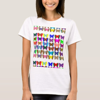 Women's Hanes Nano T-Shirt Butterfly