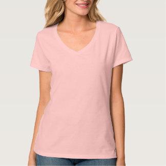 Women's Hanes Nano V-Neck T-Shirt 6 colors