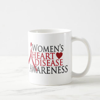 Women's Heart Disease Awareness Coffee Mug