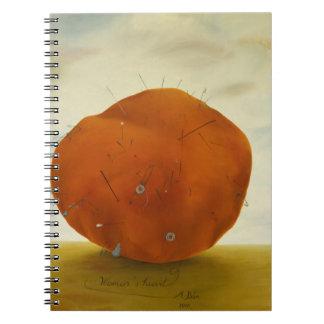Women's Heart Notebook