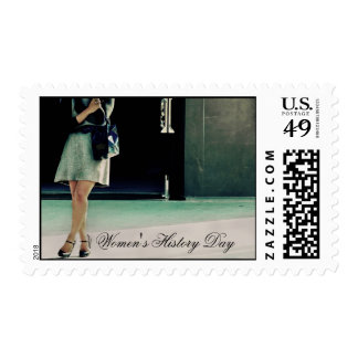 Women's History Day Stamp