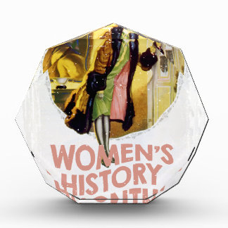 Women's History Month - Appreciation Day Award