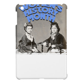 Women's History Month Cover For The iPad Mini
