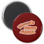 Women's History Month Magnets