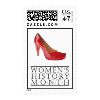Women's History Month Postage