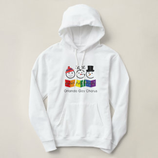 Women's Holiday Hoodie - OGC