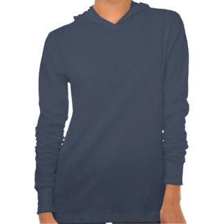 Women's Hooded Jersey Shirts
