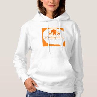 Women's Hooded #SayDyslexia Sweatshirt