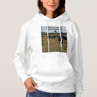Women's Hooded Sweatshirt Flathead Celtic Festival