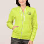 Women&#39;s Hoodie<br><div class='desc'>Create your own womens hoodie on Zazzle.com! Use the design tool to upload your own artwork, design, or photo to make a unique womens hoodie. You can also add text using various fonts &amp; view a preview of your design. Zazzle&#39;s easy to customize womens hoodie has no minimum order and...</div>