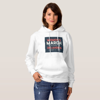 Women's Hoodie w/ March Logo