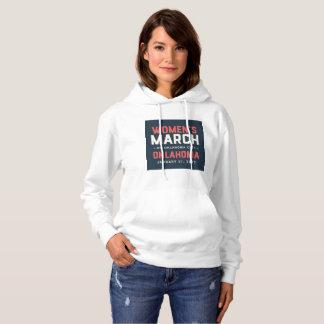 Women's Hoodie w/ March Logo