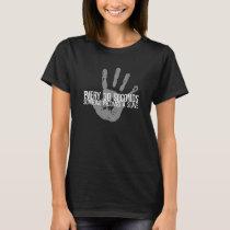 Women's Human Trafficking Awareness T-Shirt