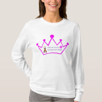 Women's I love my princess Autism hoodie