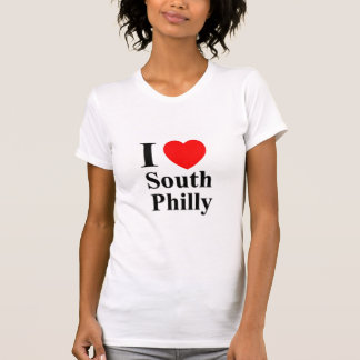WOMENS I LOVE SOUTH PHILLY TANK TOP - Customized