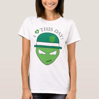 "Women's ""I ♥ This Day!"" T-Shirt"