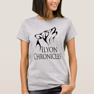 Women's Ilyon Chronicles Wolf T-Shirt