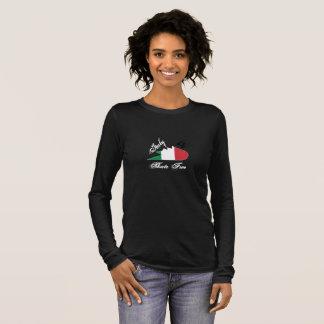 womens italy longsleeve shirt grind skateboarding