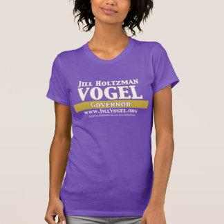 Women's Jill Holtzman Vogel Shirt (Purple)