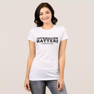 Women's Journalism Matters T-Shirt