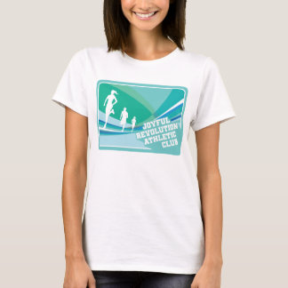 Women's Joyful Revolution Athletic Club Tee