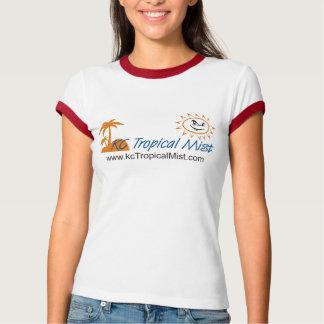 Women's KC Tropical Mist basball T Shirt