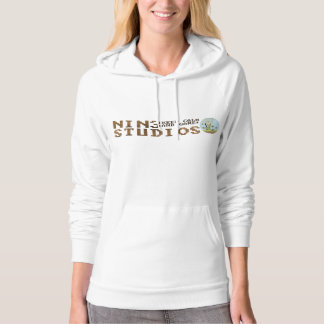 "Women's ""Keep Calm And Game!"" Fleece Hoodie"