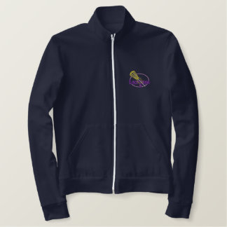 Women's Lacrosse Embroidered Jacket