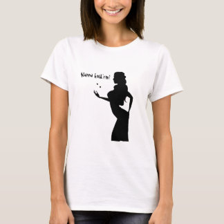 Womens Lady luck tee