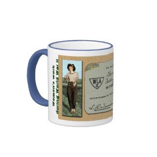 Women's Land Army Coffee Mug