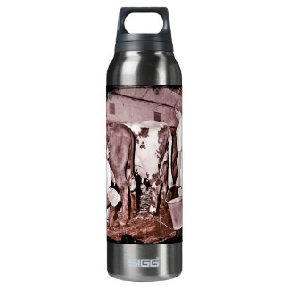 Women's Land Army DAIRY Insulated Water Bottle