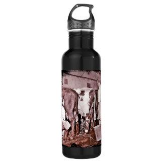 Women's Land Army DAIRY Water Bottle
