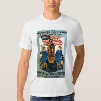 Women's Land Army Shirt