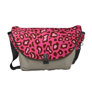 Women's Leopard Purse Messenger Diaper Bag Gift