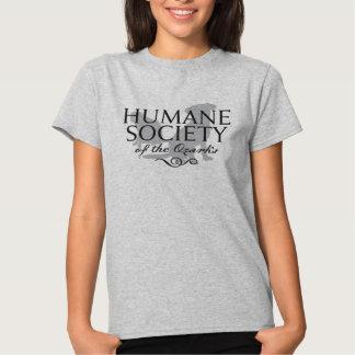 Women's Light Steel Basic Short-Sleeved T-Shirt