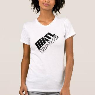 Women's Logo Blk Diagonal Tee Shirt