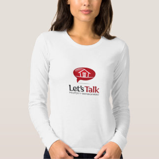 Women's Long Sleeve Fitted Tee