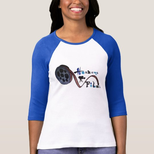 """Women's Long Sleeve """"HashemsFilms"""" T-Shirt"""