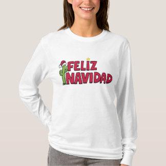 Women's Long Sleeved Christmas T-Shirt
