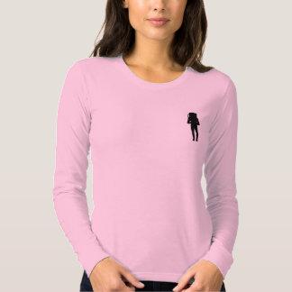 Womens Long sleeved shirt (Astroman)
