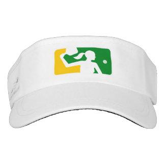 Women's Major League Pickleball Visor (Green)